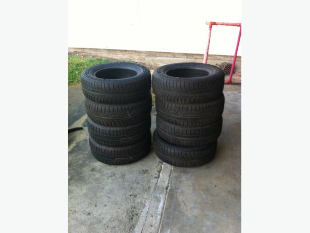 Michelin X-ice 205/65R15 winter tires BRAND NEW