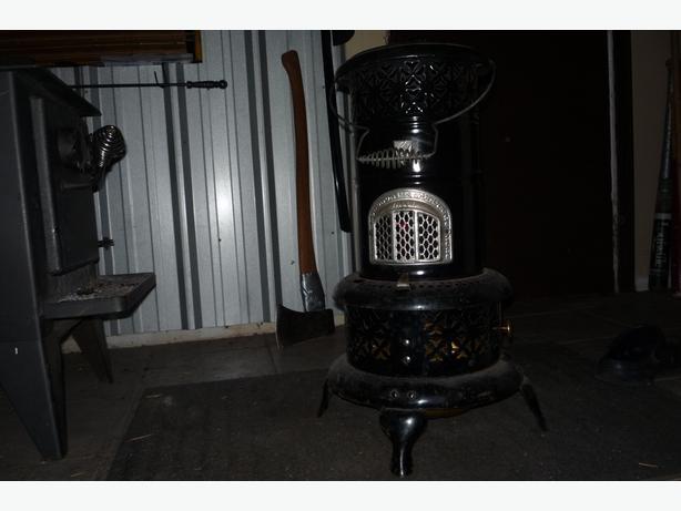 Antique Valor Heater