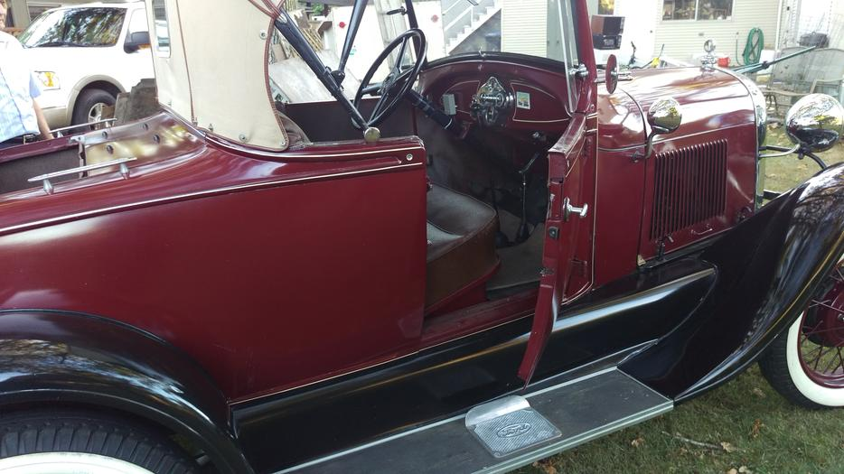 1929 Ford Model A Roadster Oak Bay Victoria