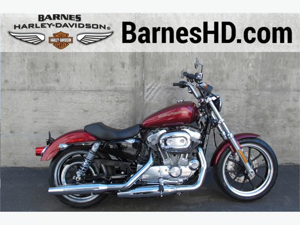 2016 Harley-Davidson® XL883L - Sportster® SuperLow®