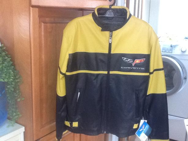 Corvette jacket