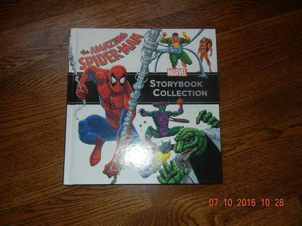 THE AMAZING SPIDER-MAN STORYBOOK COLLECTION - HARDCOVER