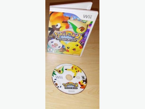 Poke Park 2 Wonders Beyond For The Nintendo Wii
