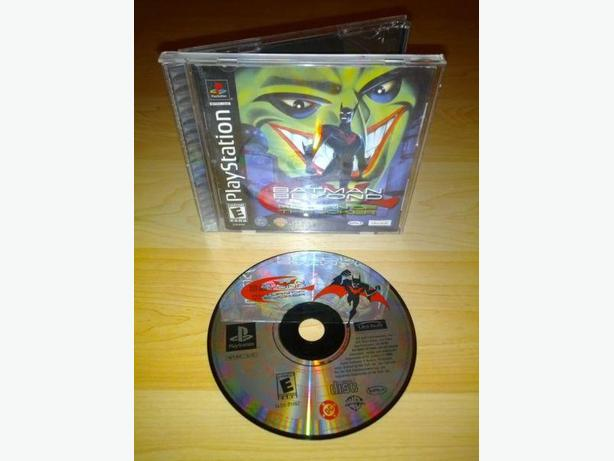 Batman Beyond Return Of The Joker For The Playstation 1