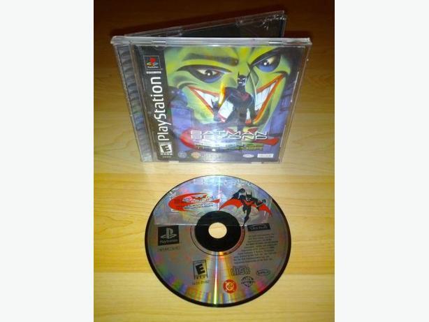 Batman Beyond Return Of The Joker For The Playstation 1