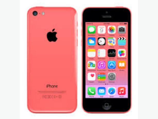 Like New - Pink 16 GB Iphone 5C
