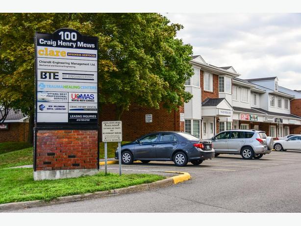 100 Craig Henry Dr, Two Office Suites Available for Lease