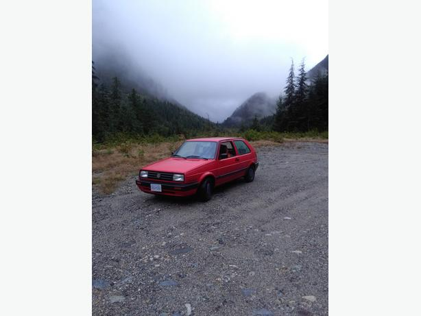 1992 Diesel VW Golf