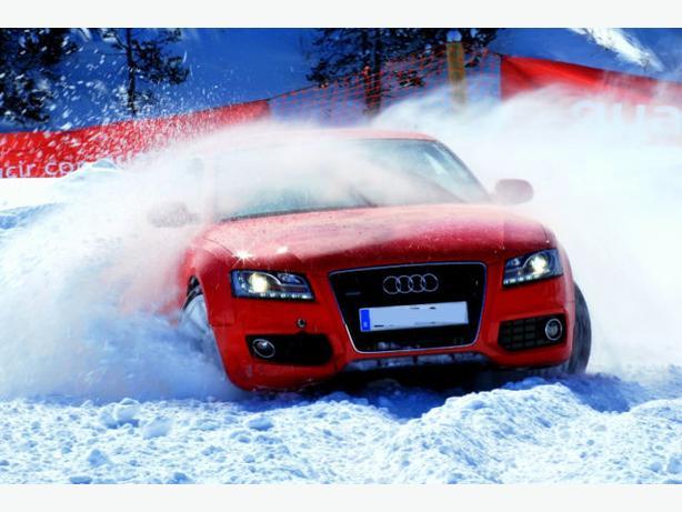 "NEW 17""Audi A4 / A5 / TT Coupe reps+ 225/50R17 Bridgestone snows"
