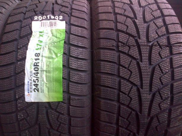 Four Brand new 245/40/18 Sailun Ice Blazer snow/winter tires!!!