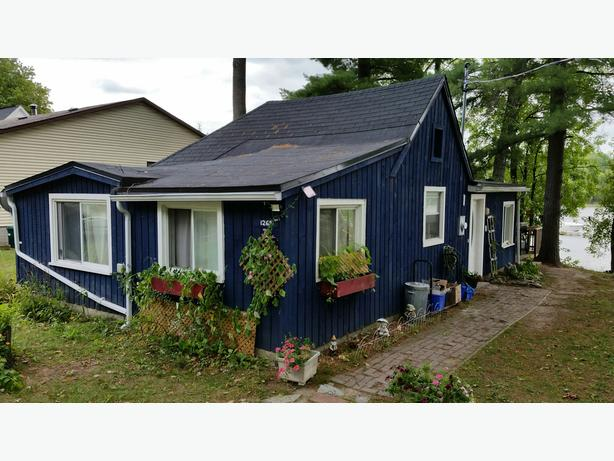 Must see 2 bdrm Waterfront Home
