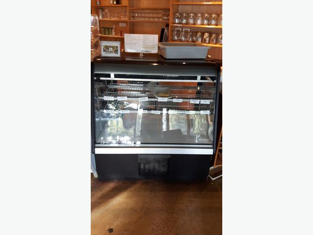 Display Case Coldmatic CPD4 Restaurant Equipment Used
