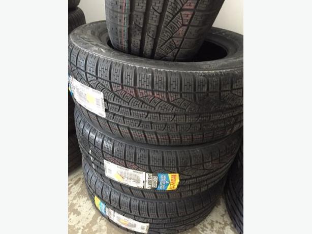 BrandNew 245/55R17 Pirelli 240 Winter Sotto Zero snow tires
