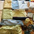 MAKE OFFER Assorted Baby Children Boy Accessories Clothes Bibs