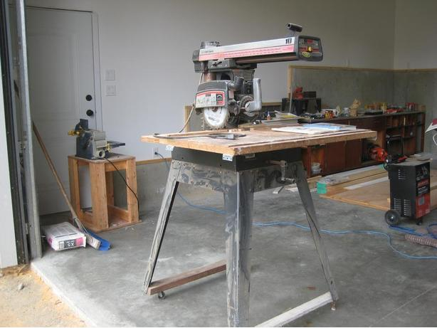 10'' Radial Saw