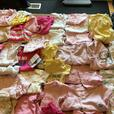 MAKE OFFER VERY LARGE Girls 0 - 3 month baby kids clothes lot