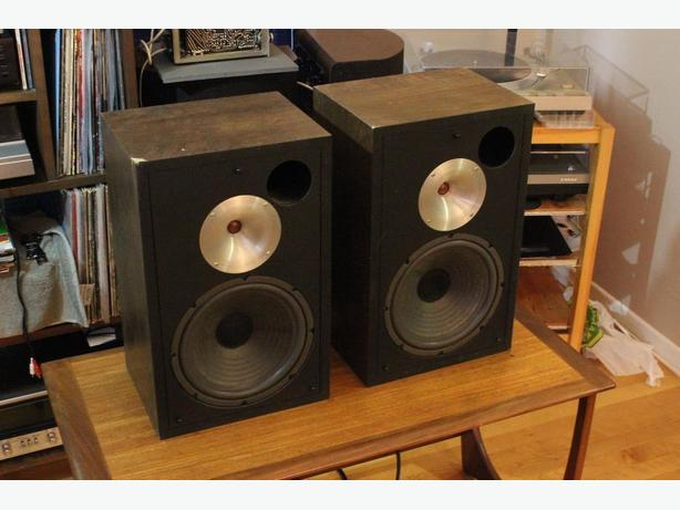 Sound Dynamics 100S Speakers