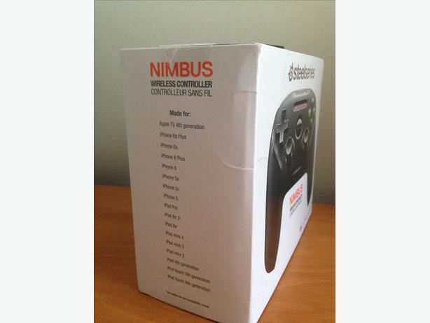 "Steelseries ""Nimbus"" Gaming Controller"