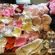 MAKE OFFER VERY LARGE Girls 6 - 12 month baby kids children clothes lot #1