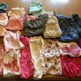MAKE OFFER VERY LARGE Girls 6 - 12 month baby children clothes 2
