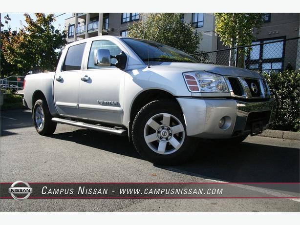 2006 Nissan Titan LE CREW-CAB