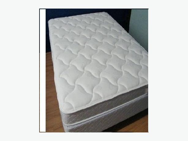Still for sale new twin mattress and box set