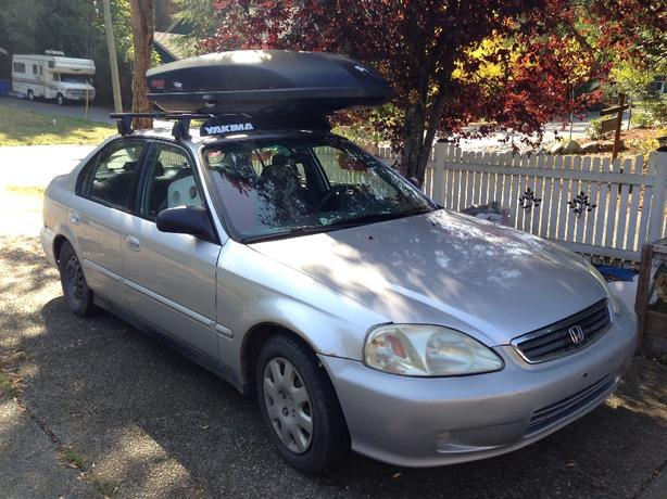2000 Honda Civic 4 door