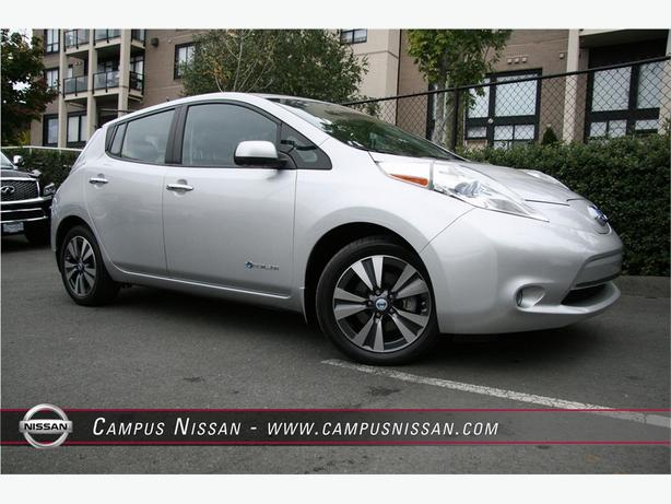 2014 Nissan Leaf SL + Tech