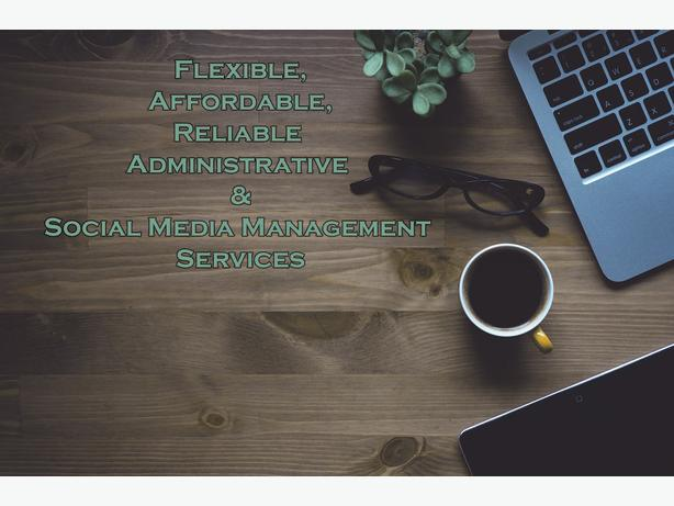 Remote Administrative & Social Media Marketing Service