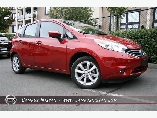 2015 Nissan Versa Note SL + TECH