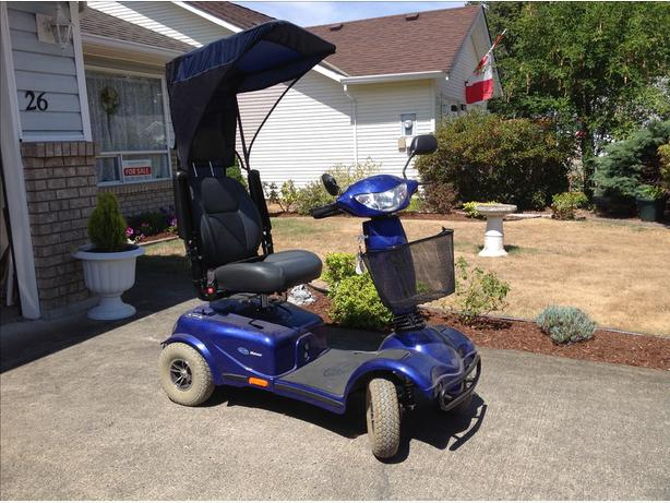 Like New Mobility Scooter