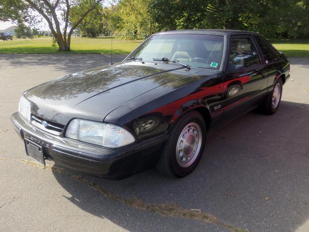 1989 FORD MUSTANG COUPE LX !! 5.0 LT V8 !!