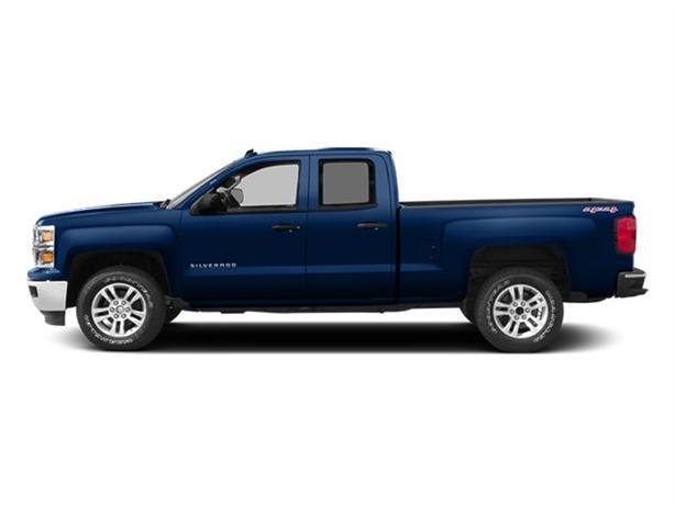 2014 Chevrolet Silverado 1500 Work Truck 4x4 w/ Trailering Package