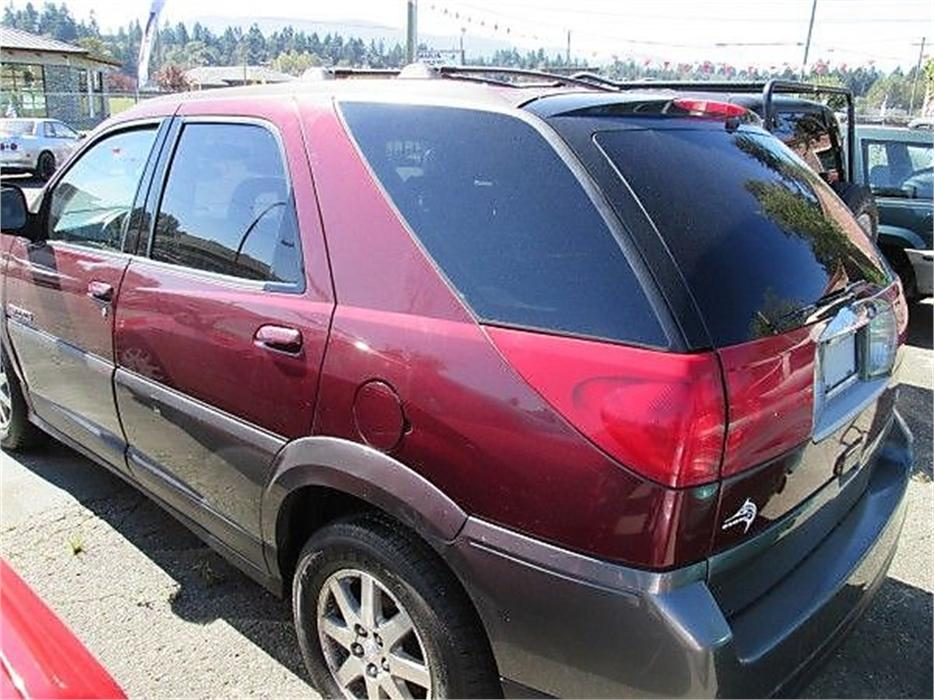 2003 Buick Rendezvous Cx In Houston Tx: 2003 Buick Rendezvous CX AWD Outside Victoria, Victoria