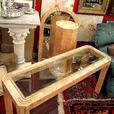 Marble Sofa Table  - MCard,Visa, Delivery Available
