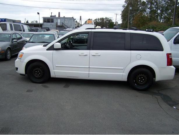 2009 Dodge Grand Caravan Sto n Go Work Van