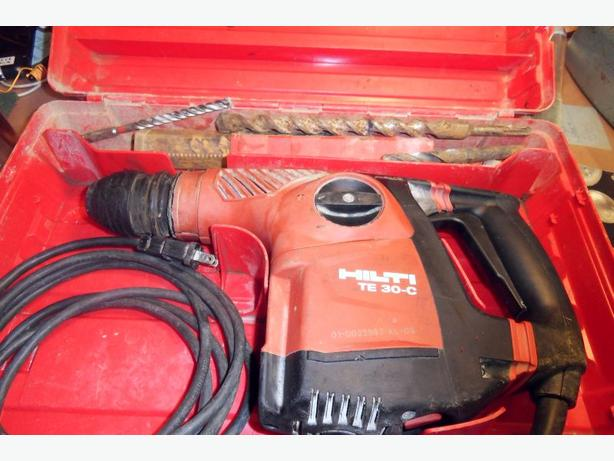 Hilti TE-30-C-AVR Hammer Drill