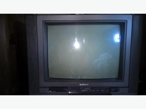 Hitachi TV for sale.