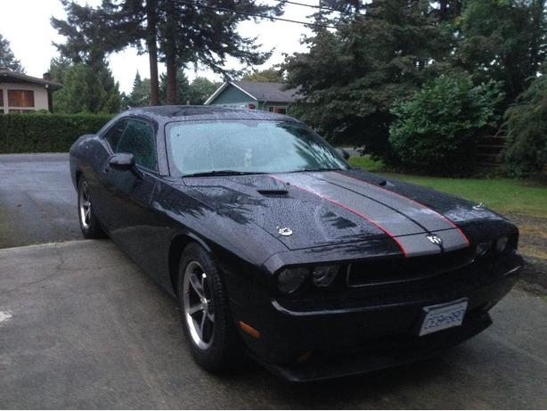 2010 challenger SXT Rally Supercharged