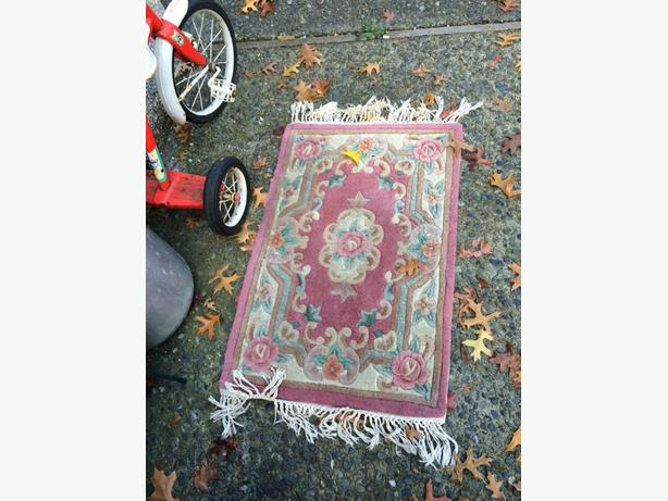 small wool rug