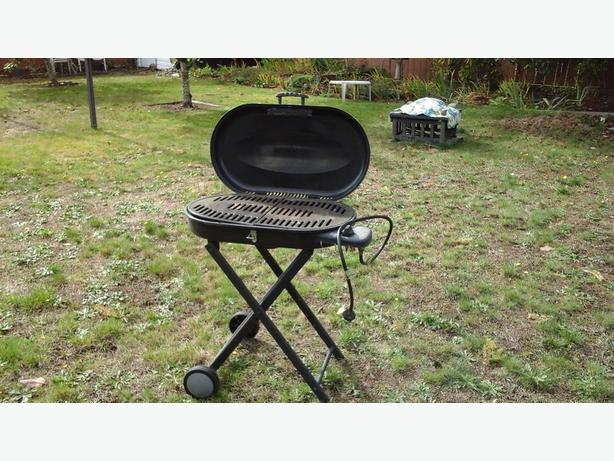 Master Chef Portable Cart BBQ