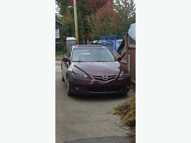 06 Mazda 6