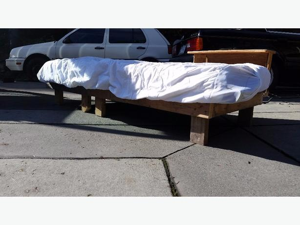 Volvo Wagon Camping Setup w/ Bed