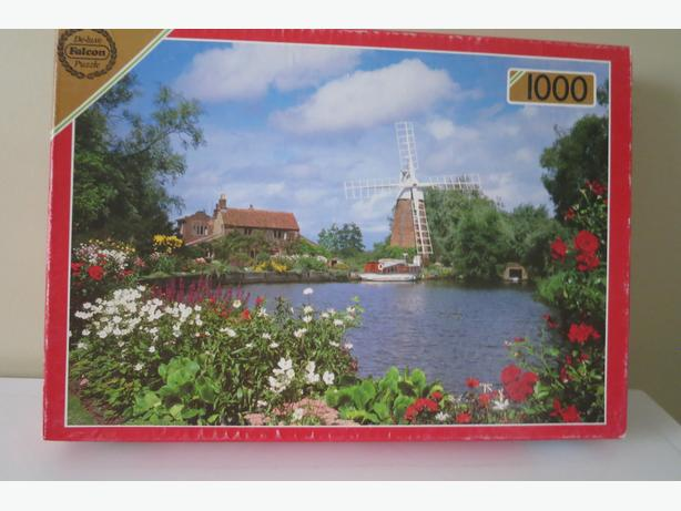 JIGSAW PUZZLES, various sizes and prices