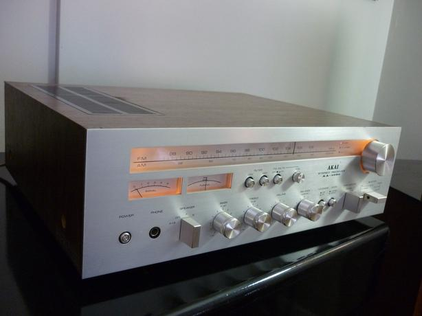 70'S AKAI AA-1030 RECEIVER*NEAR MINT*PRO SERVICED*