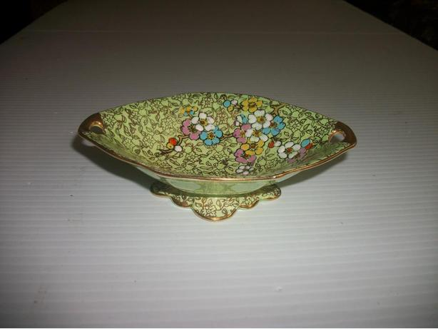 Royal Winton Chinz Pedestal Dish