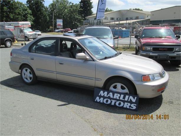 2000 Acura EL 1.6L Sport