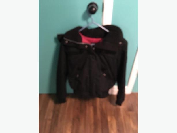 black bomer stule jacket