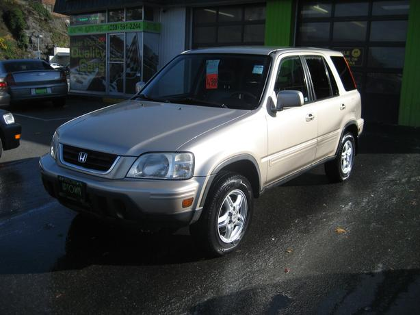 4 WHEEL DRIVE***Reduced***Honda Cr-V Auto/Leather
