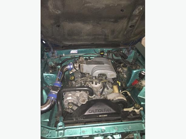 1991 mustang lx 5.0l $7000